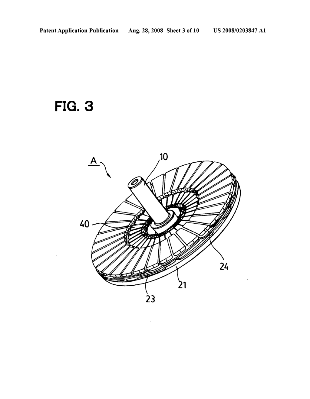 electric motor commutator