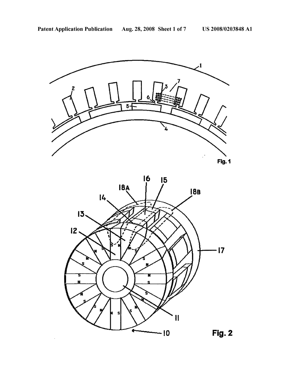 Large Generator Stator Diagram Trusted Wiring Diagrams Electrical Motor Having A Number Of Pole Cores Outrunner 9