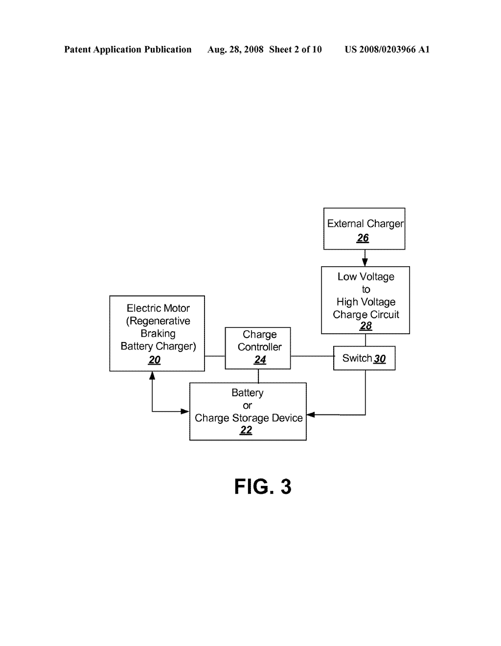 Current Limiting Parallel Battery Charging System To Enable Plug In Hybrid Electric Car Diagram Or Solar Power Supplement Regenerative Braking Vehicle Schematic And Image 03