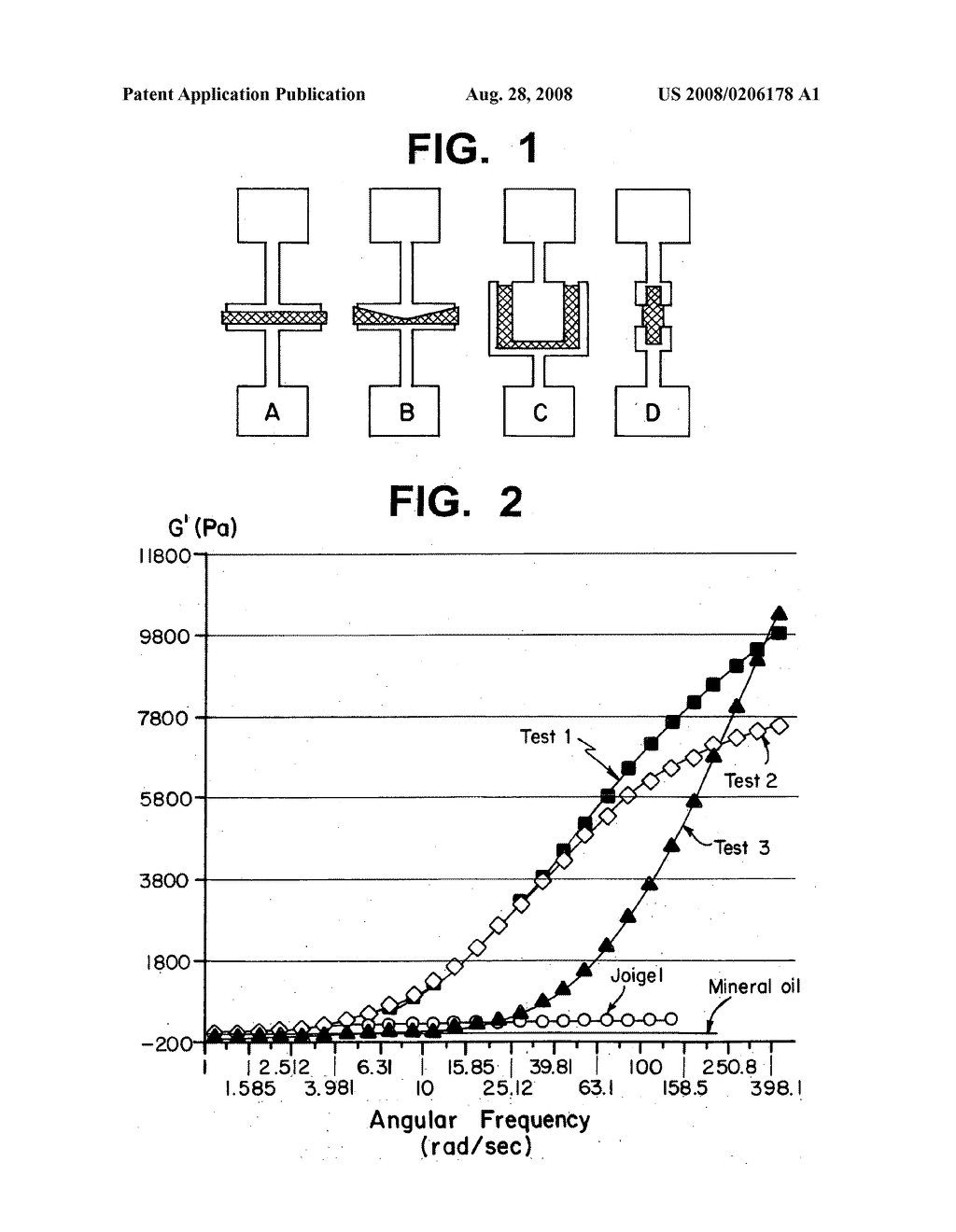 viscoelastic cosmetic composition for styling and conditioning of human hair  - diagram, schematic, and image 02