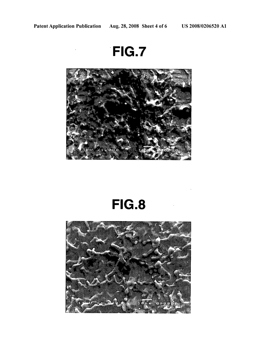 Surface-modified metal member and method of modifying metal surface - diagram, schematic, and image 05