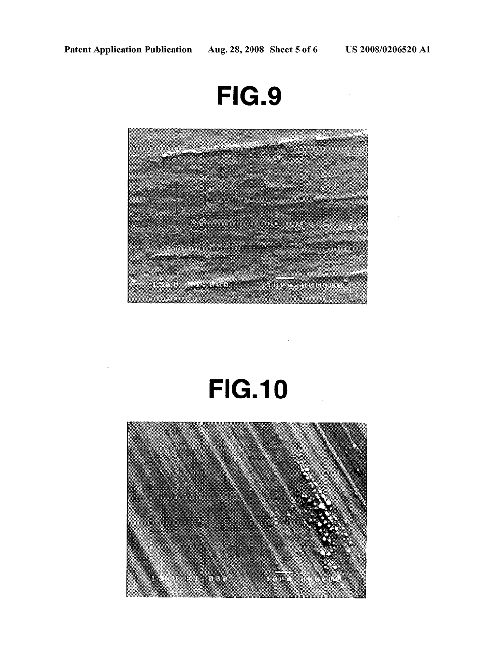 Surface-modified metal member and method of modifying metal surface - diagram, schematic, and image 06