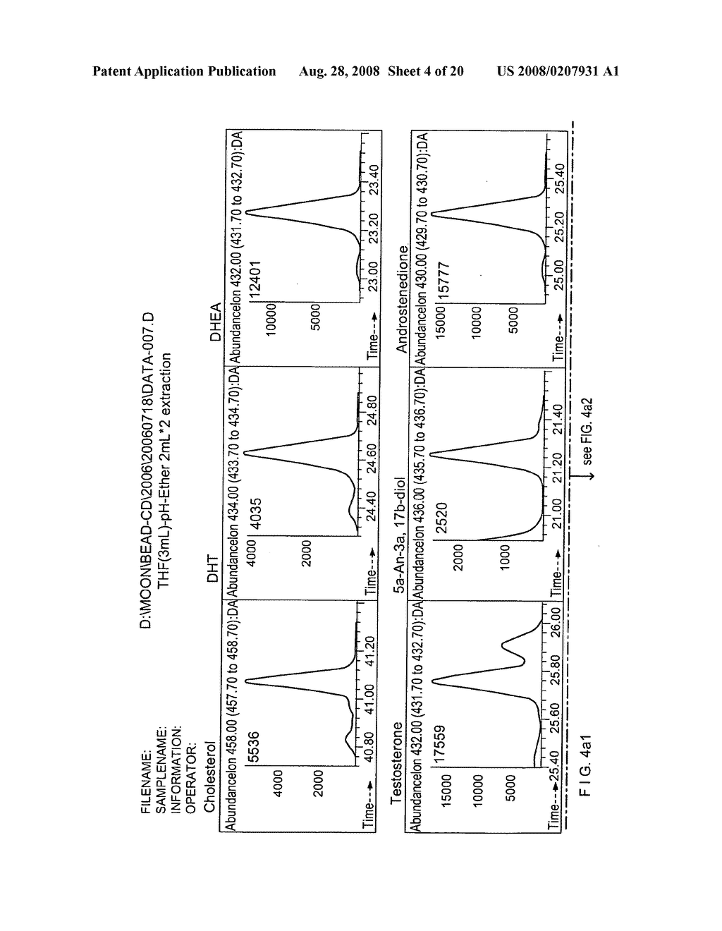 Solid Phase Extraction Method Of Steroid Hormones By Entrapped Beta