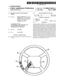 HEATING ELEMENT FOR STEERING WHEEL diagram and image