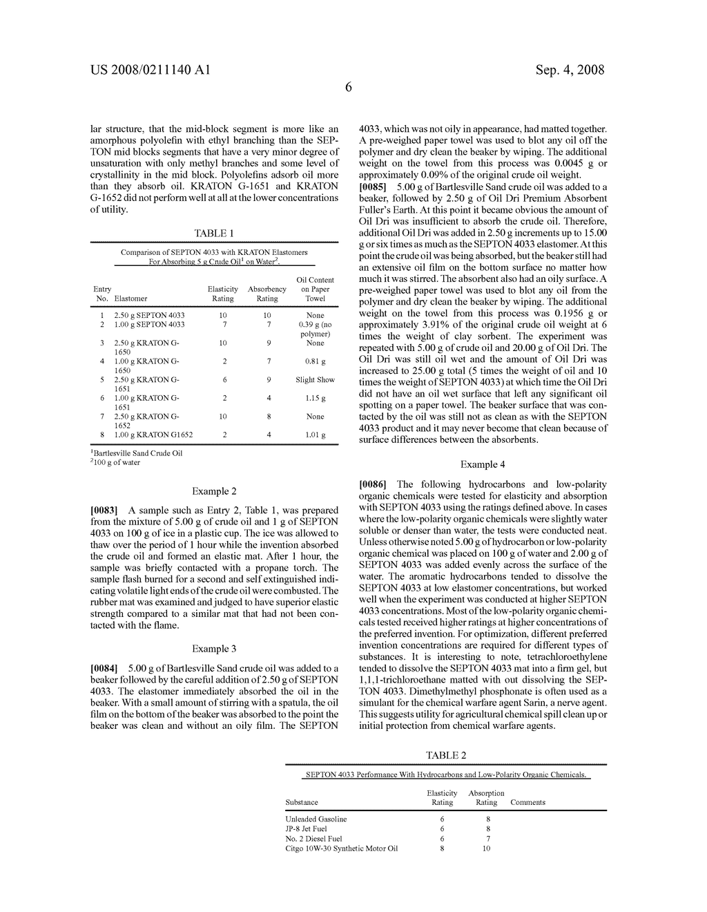 METHOD OF MANUFACTURE OF THREE-DIMENSIONAL OBJECTS FOR ABSORPTION OF HYDROCARBONS AND LOW-POLARITY CHEMICALS - diagram, schematic, and image 07