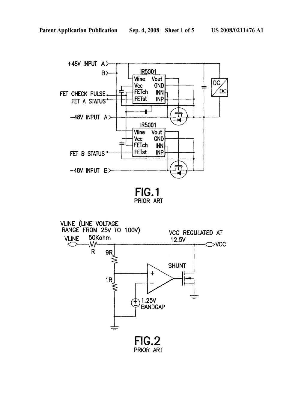 High Voltage Shunt Regulator Circuit With Dependent Resistor Diagram Schematic And Image 02