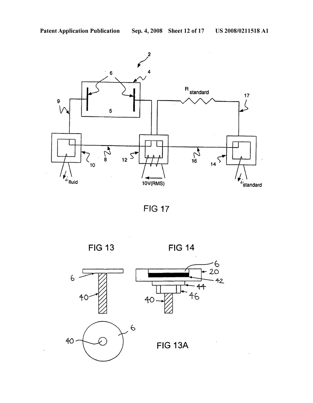 Method and Apparatus for Measuring Electrical Conductivity - diagram, schematic, and image 13