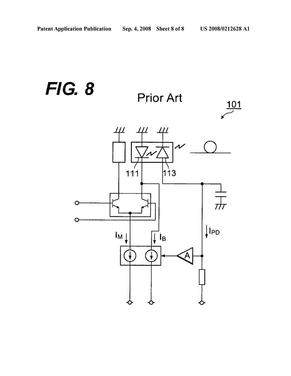 Fine Power Circuit And Control Picture Collection Motor Speed Using Lm3524 Auto To Maintain Extinction Ratio Of Optical