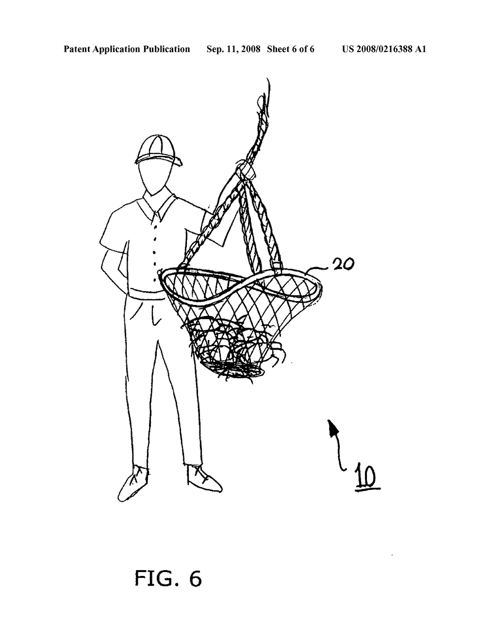 COLLAPSIBLE CRAB TRAP - diagram, schematic, and image 07