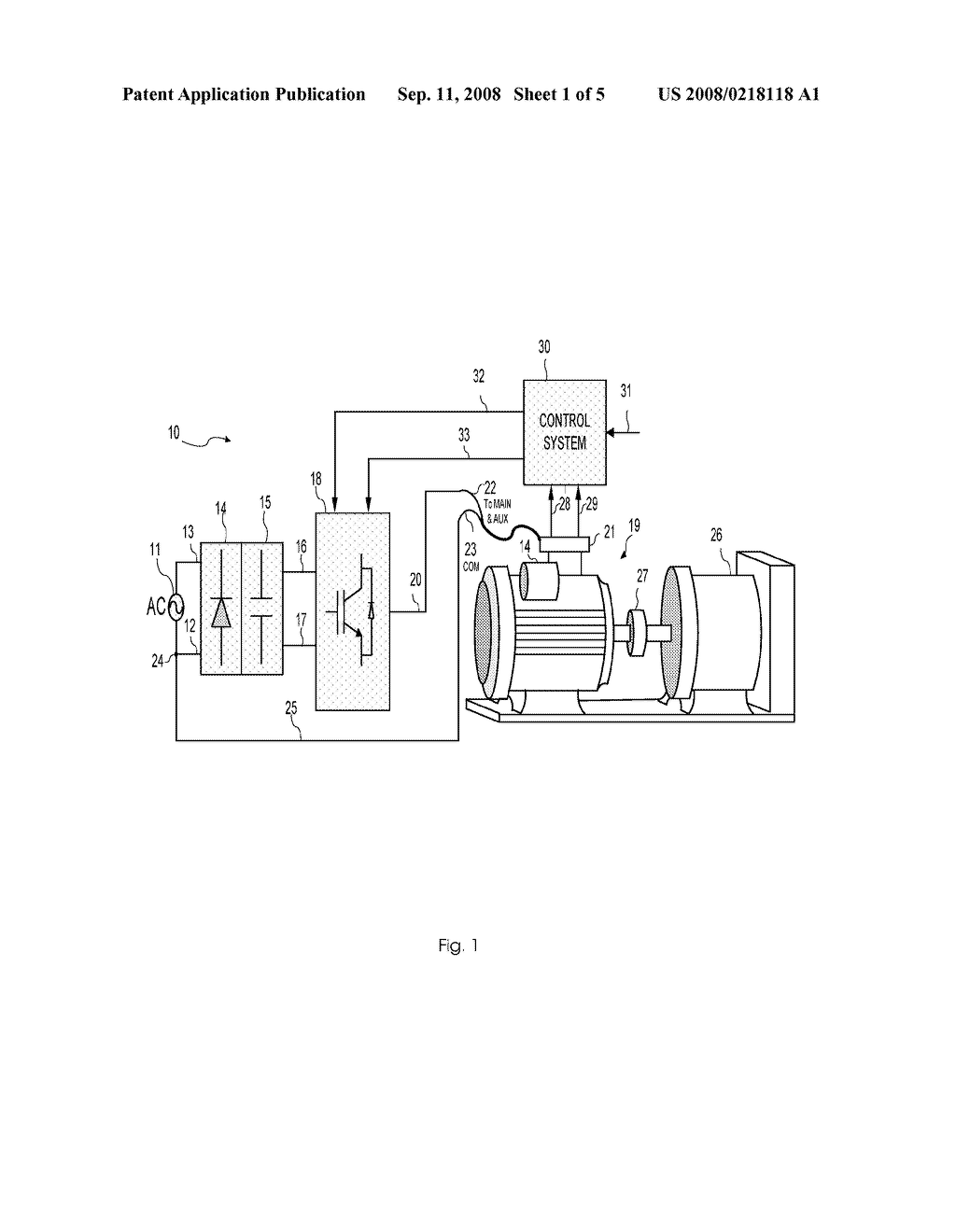 Efficiency Maximization Control And Variable Speed Drive Of Single Phase Ac Motor Circuit Induction Motors Diagram Schematic Image 02