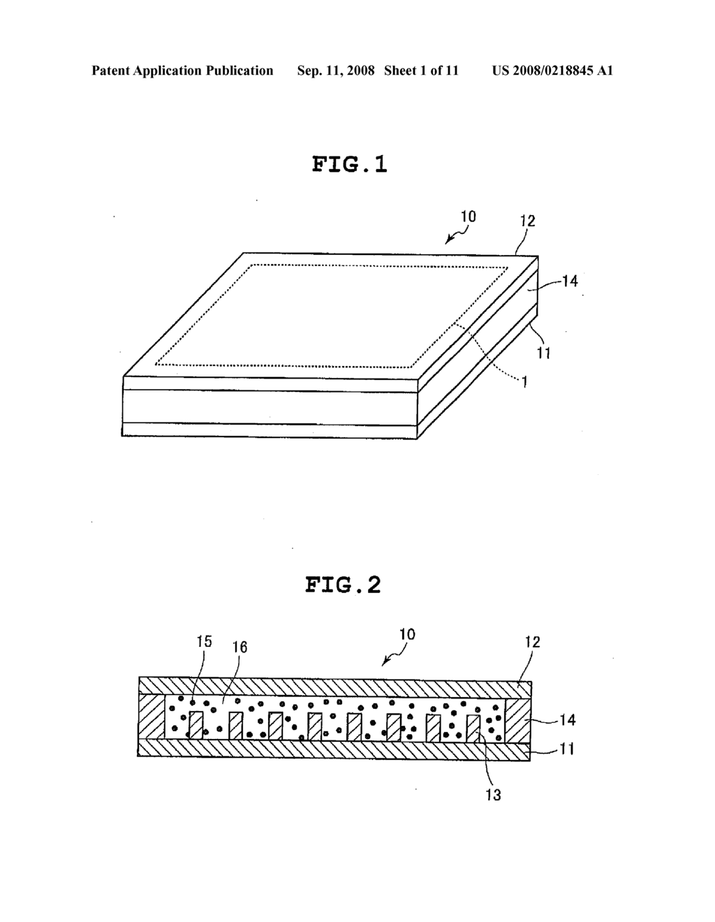 ELECTROPHORETIC DISPLAY MEDIUM AND METHOD OF FORMING THE SAME - diagram, schematic, and image 02