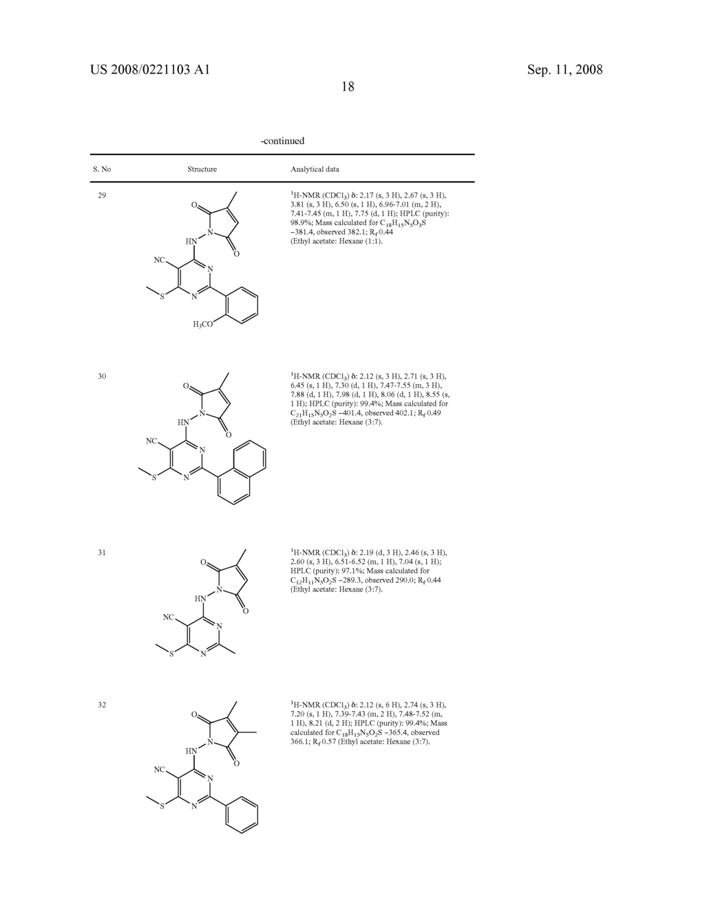 New heterocyclic compounds - diagram, schematic, and image 19