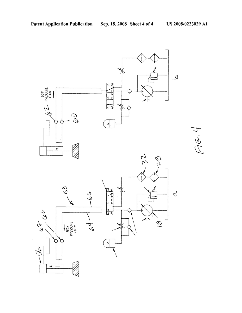 Oil Cooling Circuit For Continuosly Reciprocating Hydraulic Cylinder Basic Cylinders Diagram Schematic And Image 05