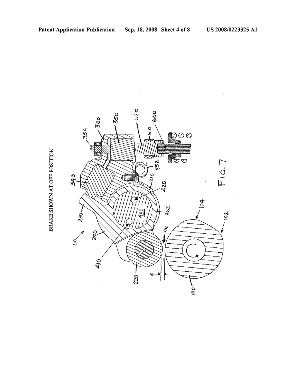 Engine Brake Having An Articulated Rocker Arm And A Shaft Diagram Mounted Housing Schematic Image 05