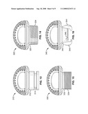 SAFETY CAP FOR COUPLINGS AND FITTINGS diagram and image