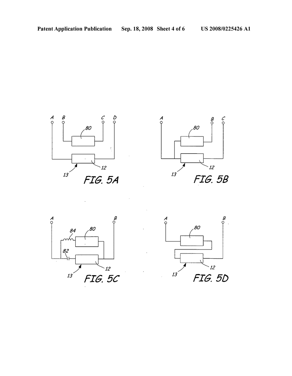 Magnetic recording device including a thermal proximity sensor - diagram, schematic, and image 05