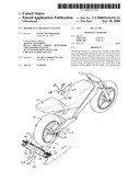 MOTORCYCLE RESTRAINT SYSTEM diagram and image