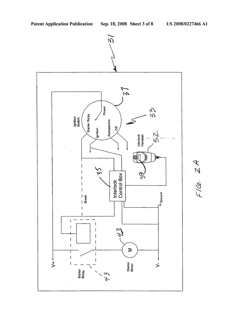 Modular GPS system for breathalyzer interlock - diagram, schematic, and  image 04
