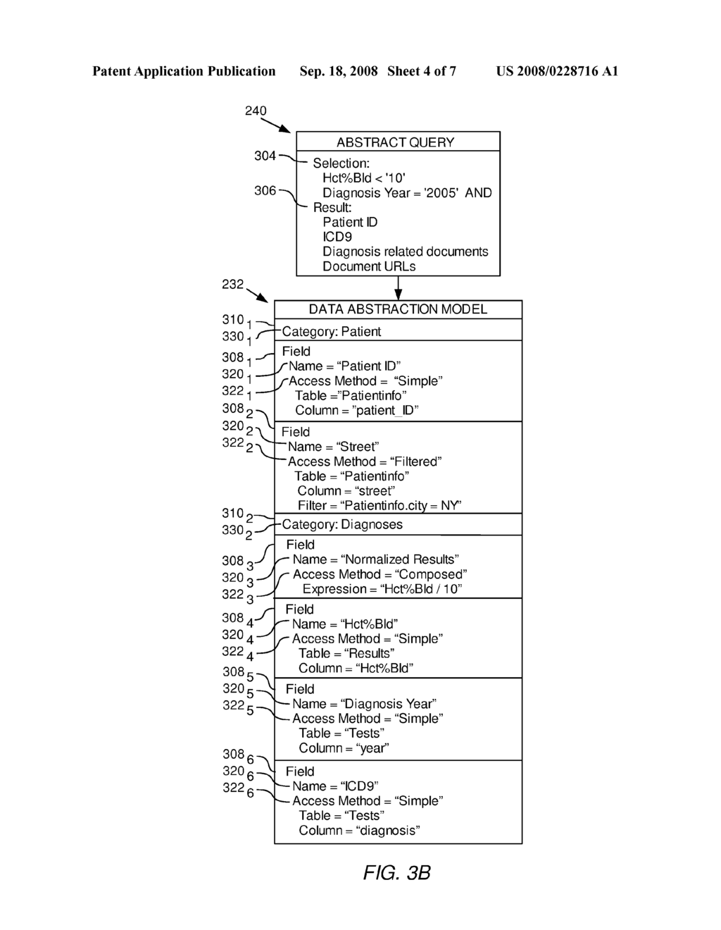 SYSTEM AND METHOD FOR ACCESSING UNSTRUCTURED DATA USING A STRUCTURED DATABASE QUERY ENVIRONMENT - diagram, schematic, and image 05