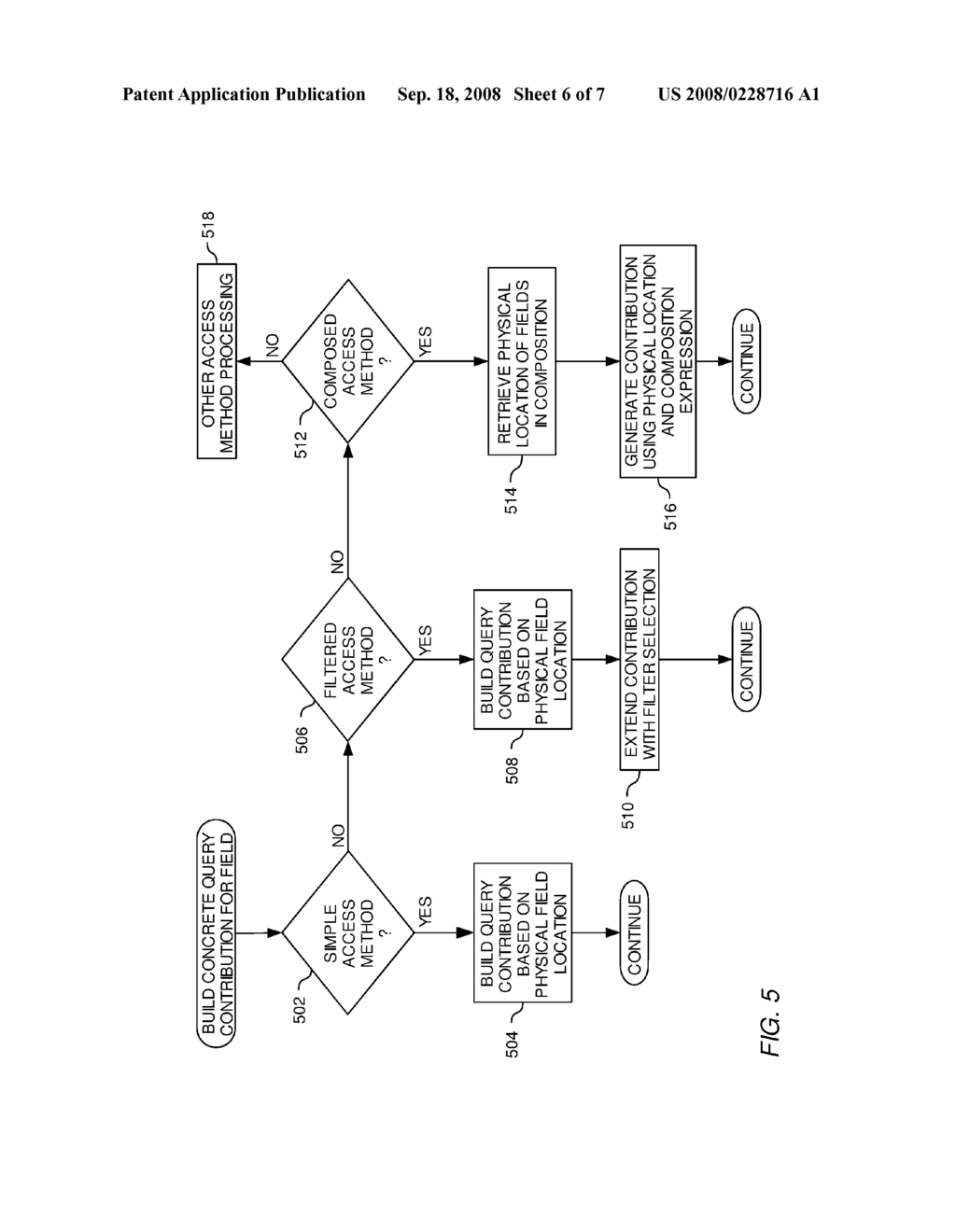 SYSTEM AND METHOD FOR ACCESSING UNSTRUCTURED DATA USING A STRUCTURED DATABASE QUERY ENVIRONMENT - diagram, schematic, and image 07