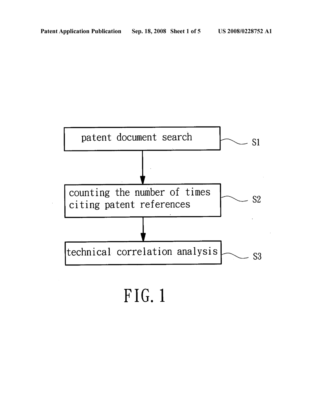 Technical correlation analysis method for evaluating patents - diagram, schematic, and image 02