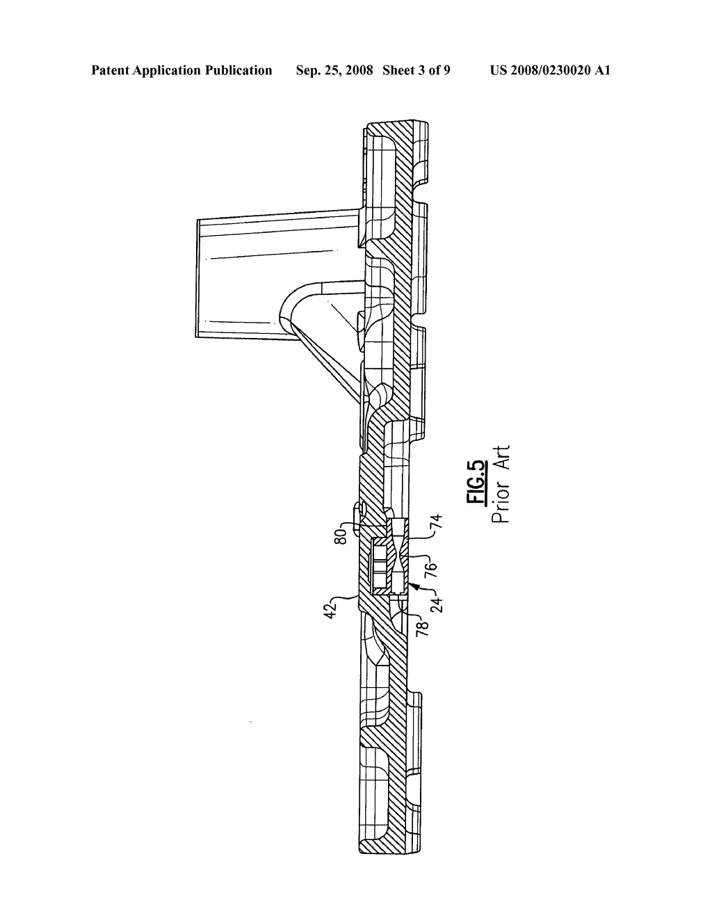 Lifter oil manifold assembly for variable activation and deactivation of  valves in an internal combustion engine - diagram, schematic, and image 04