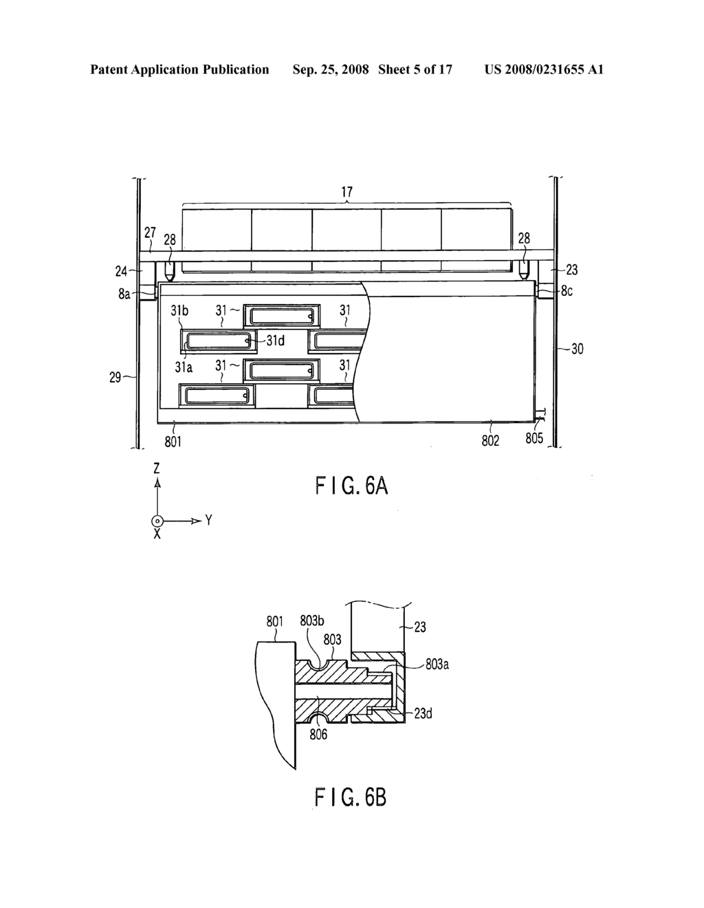 Image forming apparatus equipped with maintenance mechanism - diagram, schematic, and image 06