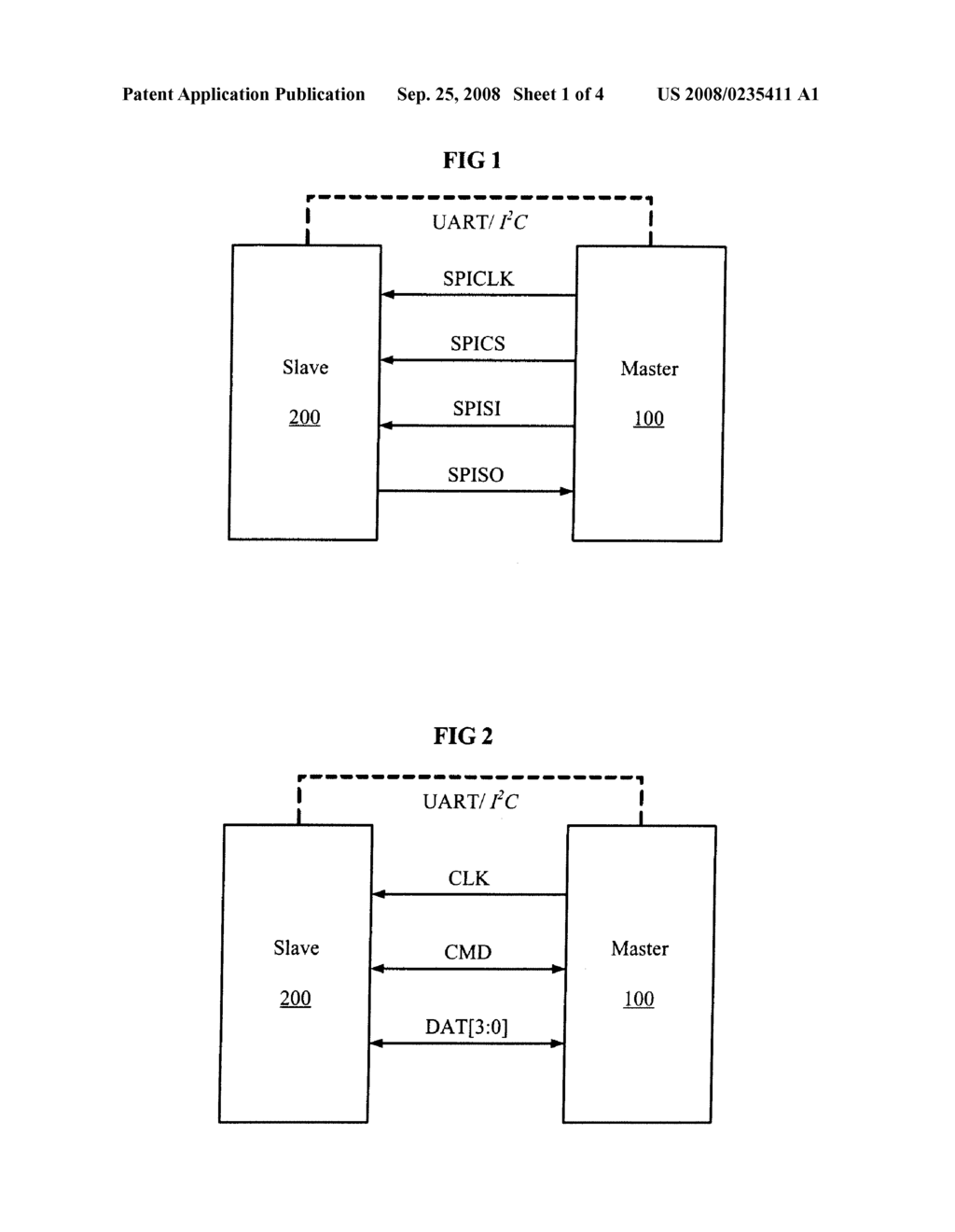 Peripheral Interface, Receiving Apparatus and Data Communication Method Using the Same - diagram, schematic, and image 02