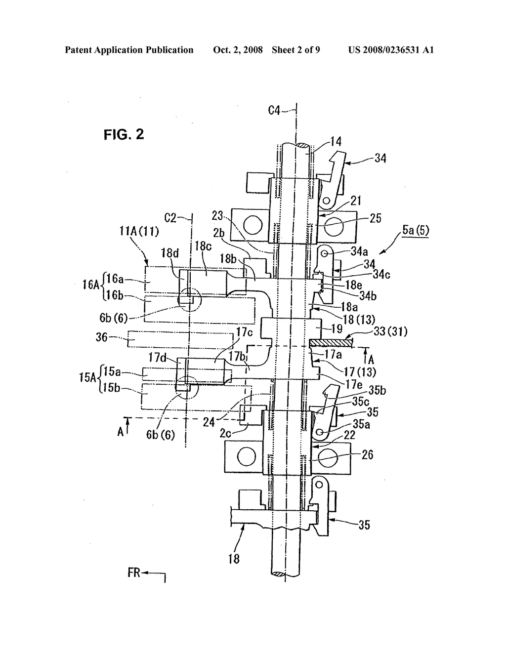 valve actuating mechanism for an internal combustion engine and rh patentsencyclopedia com 4 Cylinder Engine Diagram Motorcycle Engine Diagram