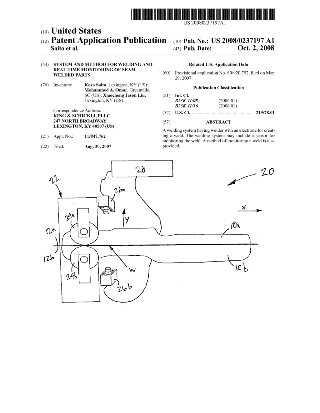 Welding Machine Diagram Parts Wiring Library System And Method For Real Time Monitoring Of Seam Welded