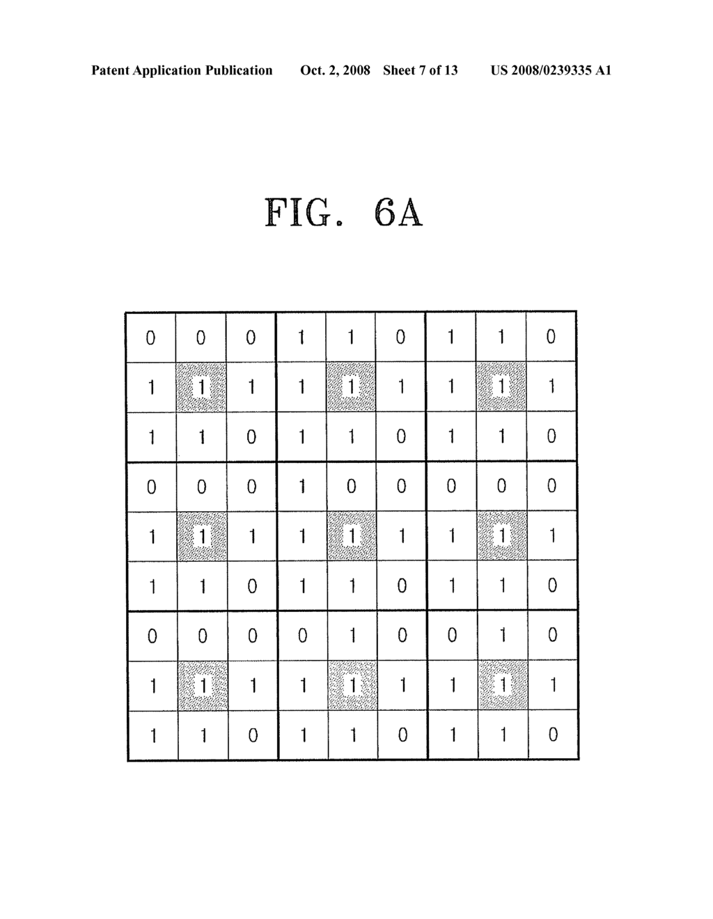 ENCODING AND DECODING METHOD FOR ENHANCING DEPTH RESOLUTION OF AN IMAGE, AND PRINT SYSTEM USING THE SAME - diagram, schematic, and image 08