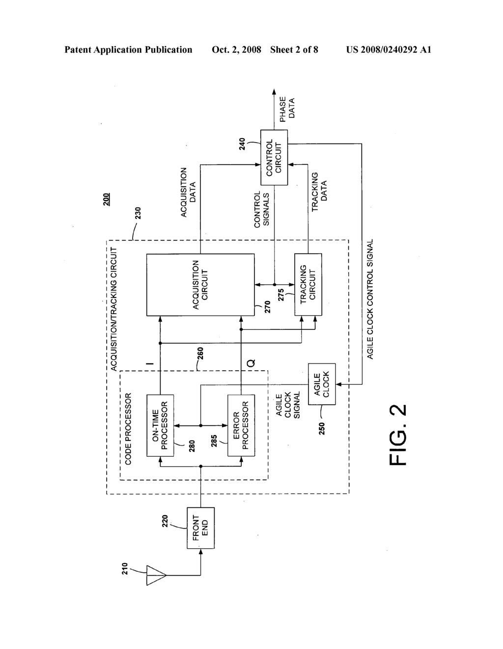 System and method for determining signal phase - diagram, schematic, and image 03