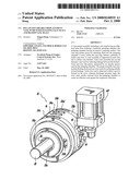 Balanced variable displacement vane pump with floating face seals and biased vane seals diagram and image