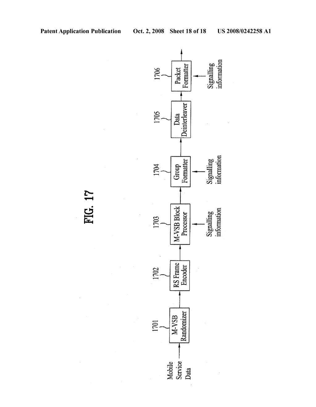 RECEIVING SYSTEM AND METHODS FOR PROCESSING BROADCASTING SIGNAL - diagram, schematic, and image 19