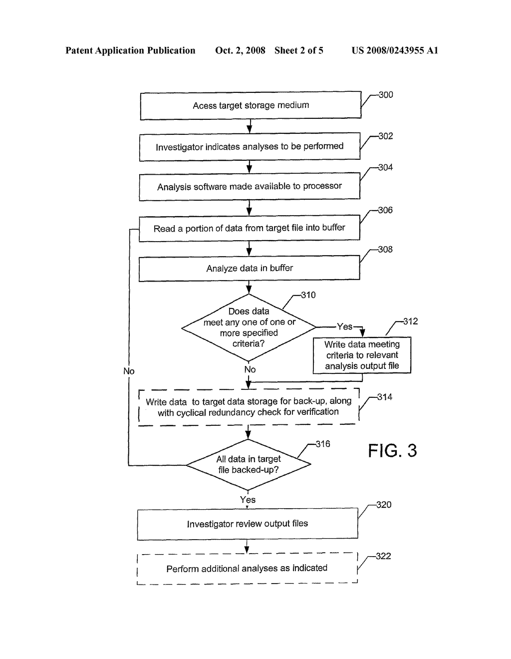 Bit Stream Backup Incorporating Parallel Processes - diagram, schematic, and image 03