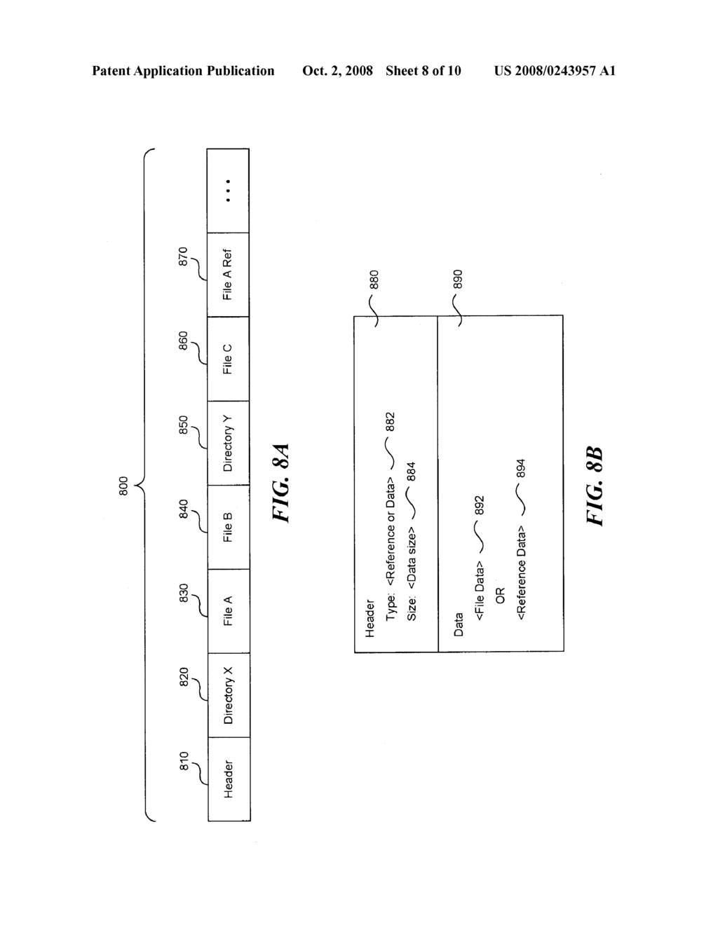 SYSTEM AND METHOD FOR STORING REDUNDANT INFORMATION - diagram, schematic, and image 09