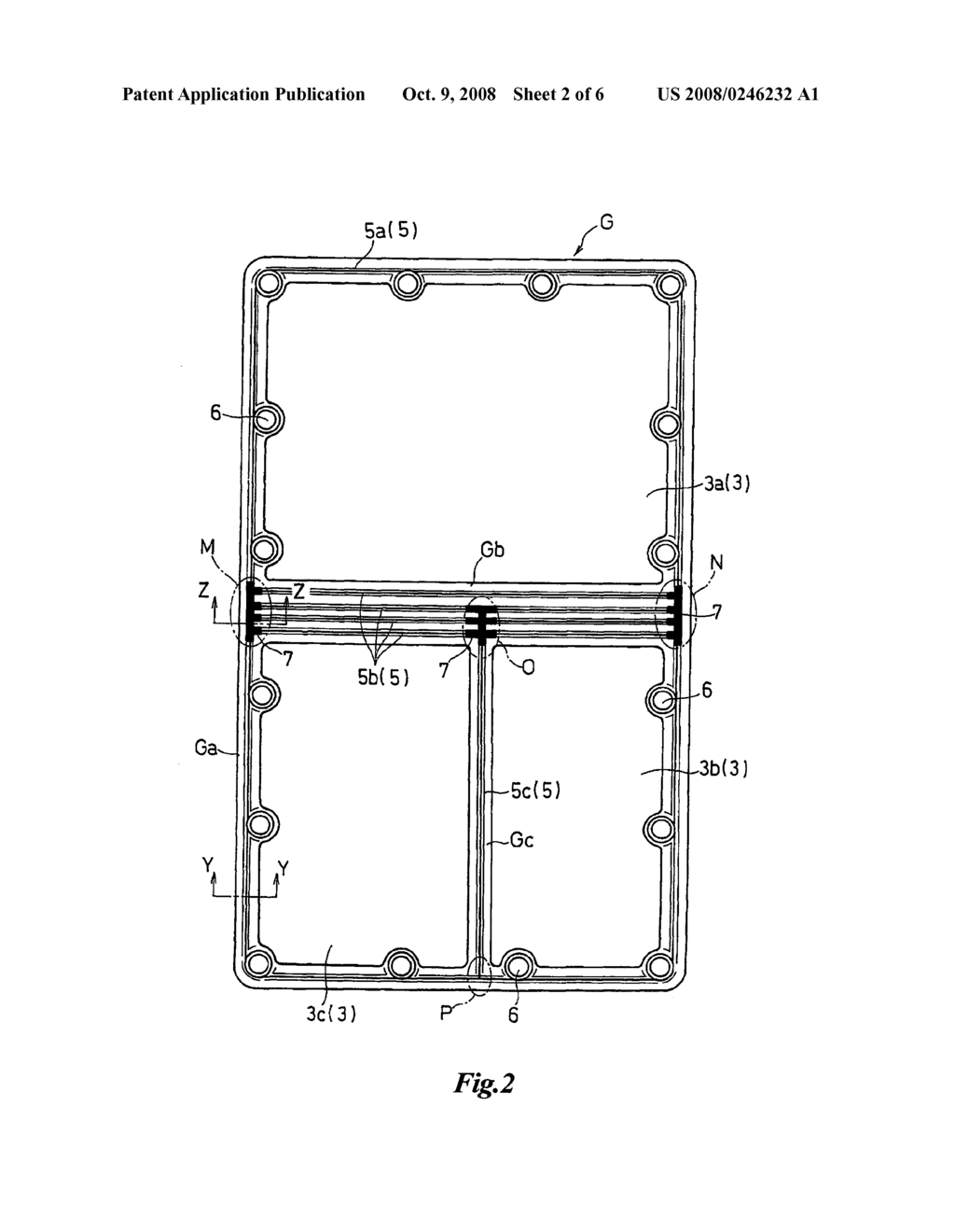 Gasket - diagram, schematic, and image 03
