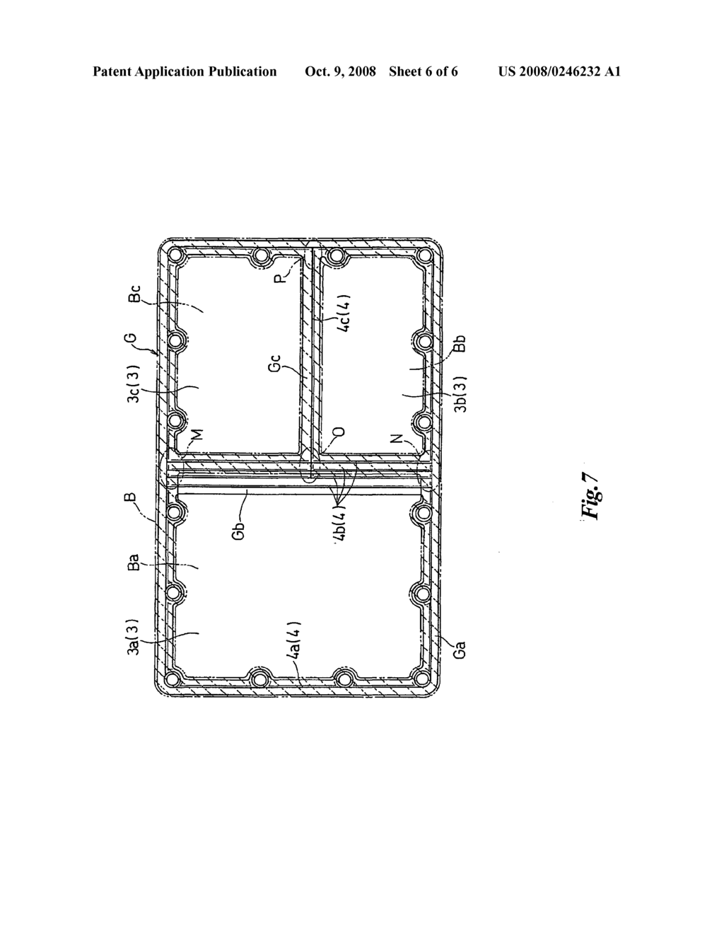 Gasket - diagram, schematic, and image 07