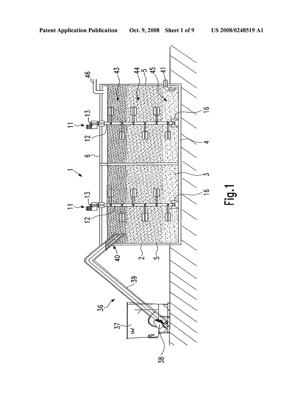 Agitator For A Fermenter, Fermenter And Method For Operating A Fermenter - diagram, schematic, and image 02