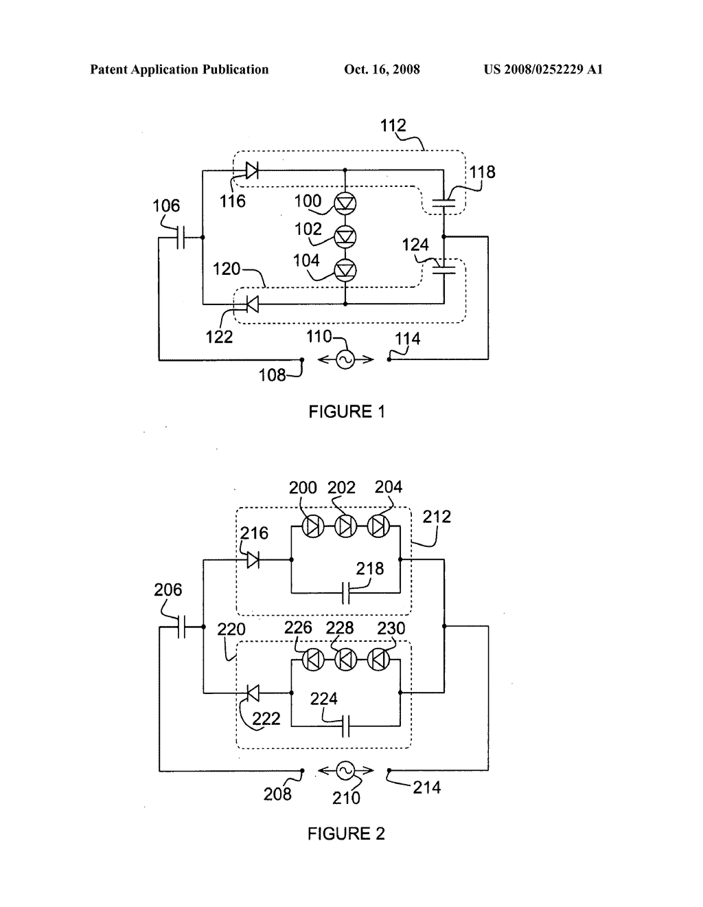 High Efficiency Ac Led Driver Circuit Diagram Schematic And Image 02
