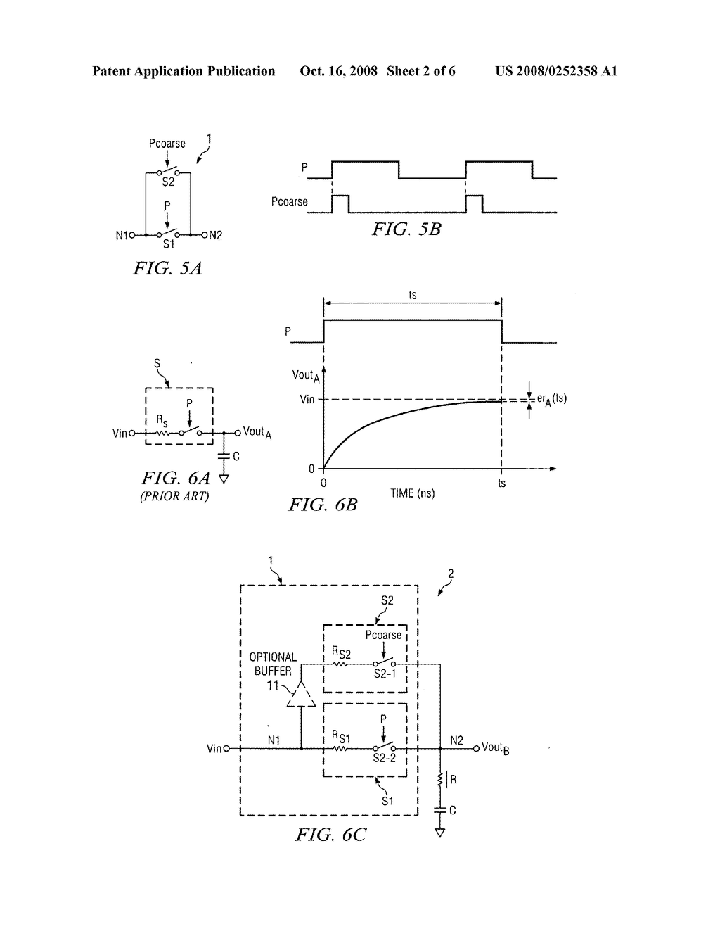 Circuit And Method For Reducing Charge Injection Clock Feed Diagram Capacitor Through In Switched Circuits Schematic Image 03