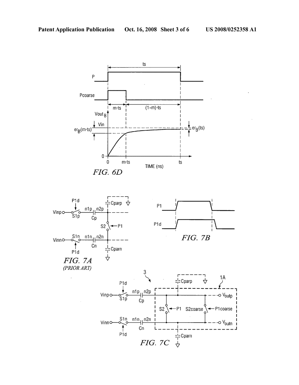 Circuit And Method For Reducing Charge Injection Clock Feed Capacitor Through In Switched Circuits Diagram Schematic Image 04