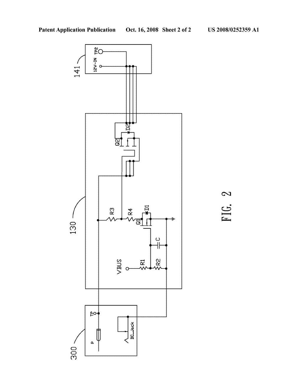 SWITCH CONTROL CIRCUIT FOR EXTERNAL HARD DISK - diagram, schematic, and image 03