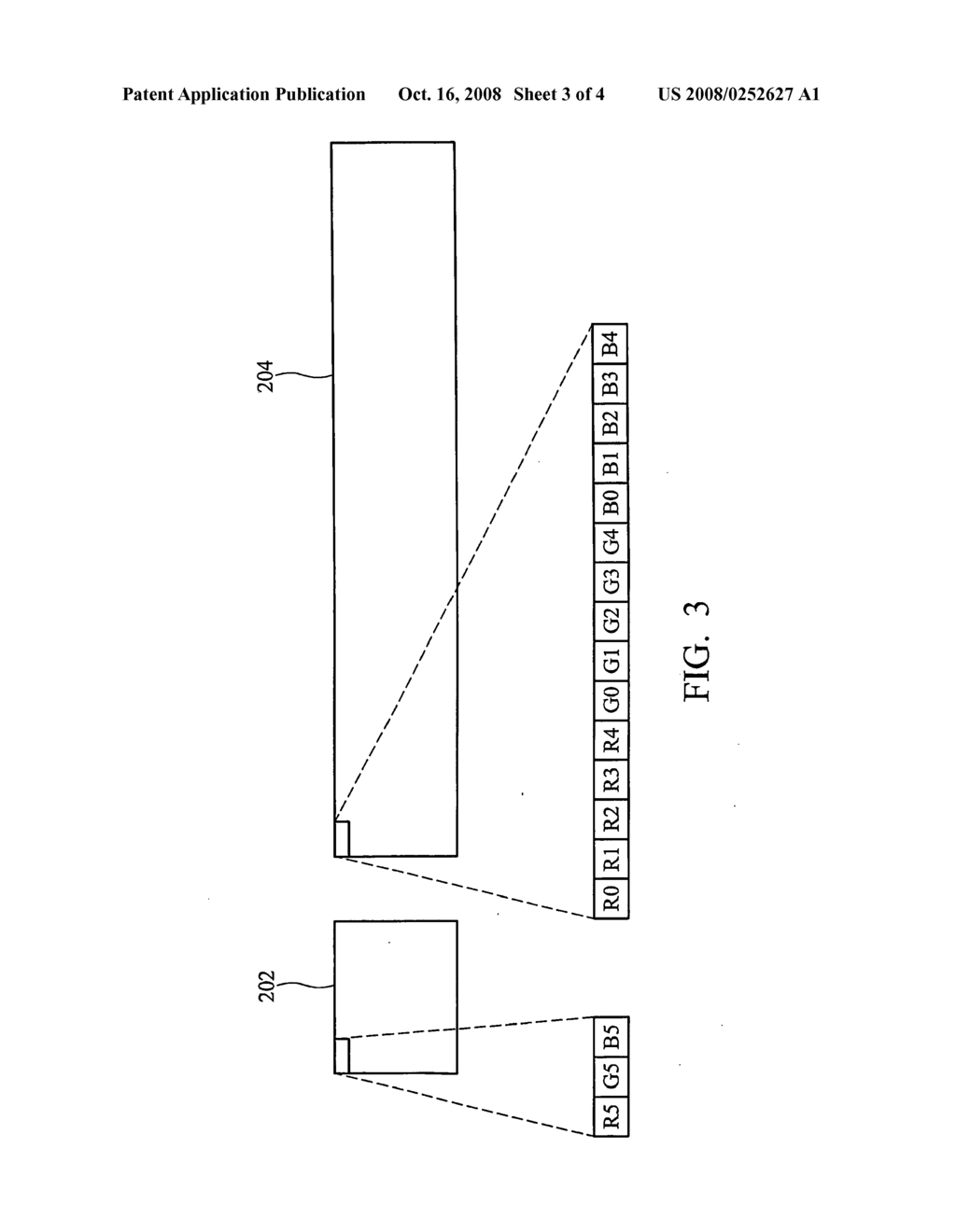 DISPLAY ARRAY DRIVING CIRCUIT AND DRIVING METHOD THEREOF - diagram, schematic, and image 04