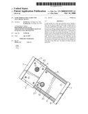Slide module for a slide type electronic device diagram and image