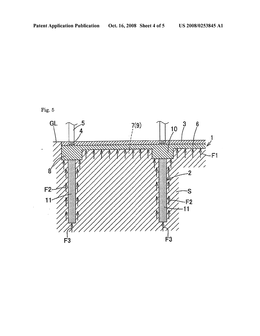 Structure of a Building Foundation Building Foundation Structure