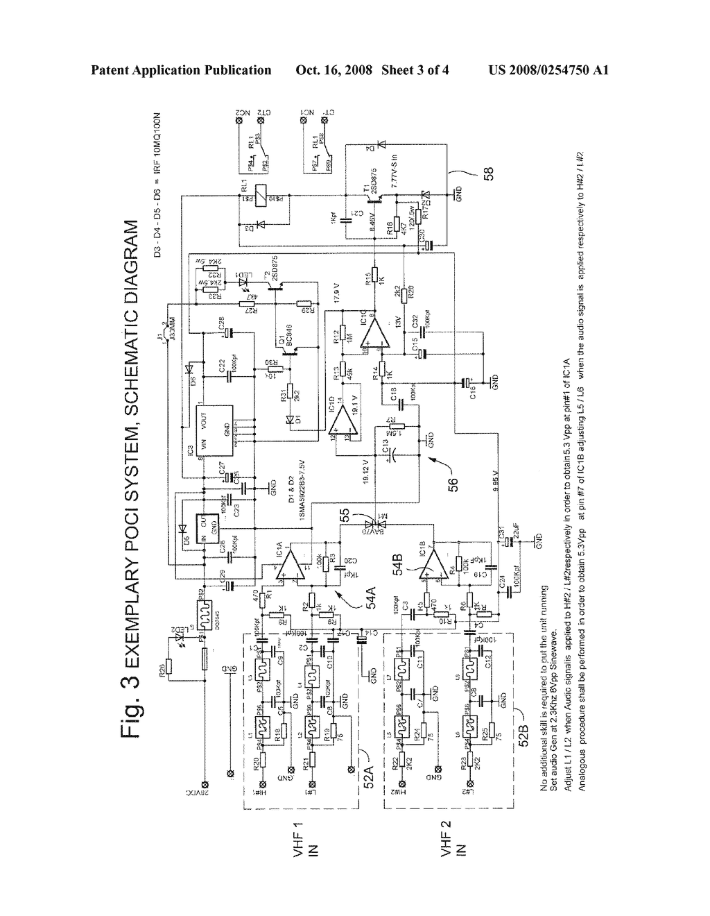 PRESENCE OF COMMUNICATION INTERLOCK METHOD AND APPARATUS FOR REDUCING OR ELIMINATING AIRCRAFT COMMUNICATIONS RADIO INTERFERENCE - diagram, schematic, and image 04