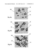 Ovulation-prediction devices with image processing system diagram and image