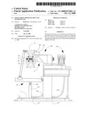 Novel Wheel Repair Machine and Method of Use diagram and image
