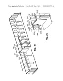 PERFORATING GUN LOADING BAY, TABLE AND METHOD diagram and image